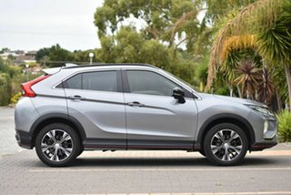 2018 Mitsubishi Eclipse Cross YA MY18 ES 2WD Silver 8 Speed Constant Variable Wagon