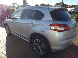 2015 Peugeot 4008 MY15 Active 2WD Silver 6 Speed Constant Variable Wagon