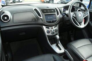 2016 Holden Trax TJ MY17 LTZ Blue 6 Speed Automatic Wagon