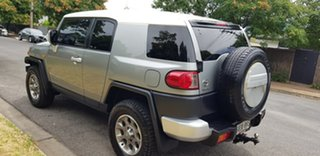 2011 Toyota FJ Cruiser GSJ15R Quartz 5 Speed Automatic Wagon