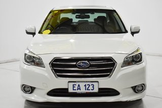 2017 Subaru Liberty B6 MY17 3.6R CVT AWD White 6 Speed Constant Variable Sedan.