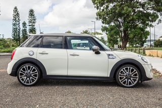 2017 Mini Hatch F55 Cooper S Pepper White 6 Speed Automatic Hatchback