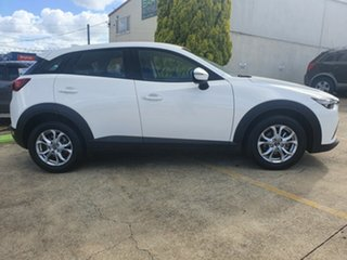 2015 Mazda CX-3 DK2W76 Maxx SKYACTIV-MT Crystal White Pearl 6 Speed Manual Wagon