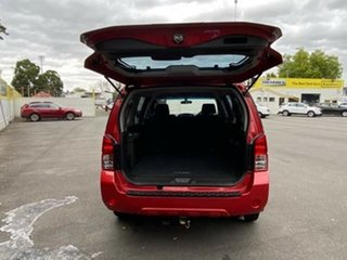 2012 Nissan Pathfinder R51 MY10 ST Tuscan Red 6 Speed Manual Wagon