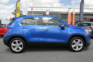 2016 Holden Trax TJ MY17 LTZ Blue 6 Speed Automatic Wagon