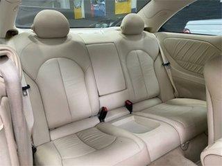 2007 Mercedes-Benz CLK-Class C209 CLK350 Elegance Blue Sports Automatic Coupe