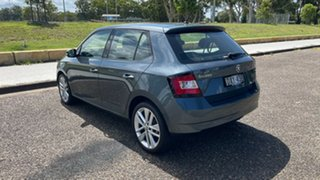 2016 Skoda Fabia NJ MY17 81TSI DSG Grey 7 Speed Sports Automatic Dual Clutch Hatchback
