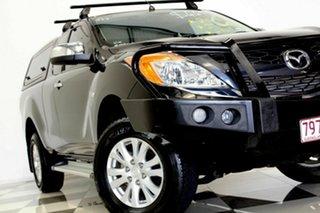 2014 Mazda BT-50 MY13 XTR (4x4) Black 6 Speed Automatic Freestyle Utility.