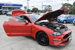 2018 Ford Mustang FN 2018MY GT Fastback SelectShift Red/Black 10 Speed Sports Automatic Fastback