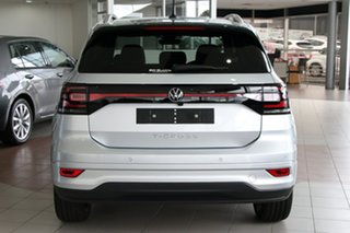 2020 Volkswagen T-Cross C1 MY21 85TSI DSG FWD Style Silver 7 Speed Sports Automatic Dual Clutch