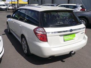 2008 Subaru Liberty B4 MY08 AWD White 4 Speed Sports Automatic Wagon.