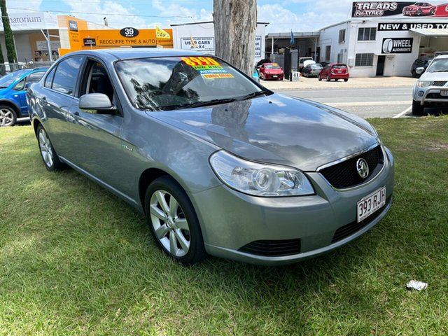 Used Holden Epica EP MY10 CDX Clontarf, 2010 Holden Epica EP MY10 CDX 6 Speed Sports Automatic Sedan