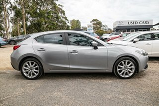 2013 Mazda 3 BM5438 SP25 SKYACTIV-Drive Aluminium 6 Speed Sports Automatic Hatchback