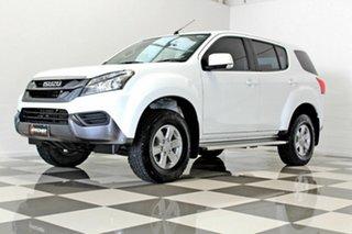 2016 Isuzu MU-X UC MY15.5 LS-M (4x4) White 5 Speed Automatic Wagon