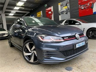 2018 Volkswagen Golf 7.5 GTi Blue Sports Automatic Dual Clutch Hatchback.