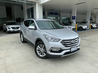 2015 Hyundai Santa Fe DM3 MY16 Elite Grey 6 Speed Sports Automatic Wagon.