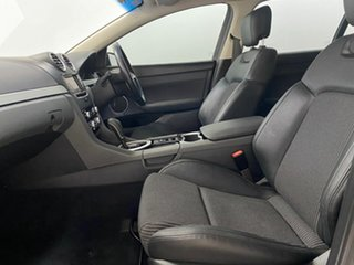 2012 Holden Commodore VE II MY12.5 SV6 Z-Series Black 6 Speed Automatic Sportswagon
