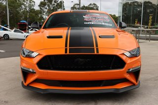 2019 Ford Mustang FN 2020MY R-Spec Twister Orange 6 Speed Manual Fastback