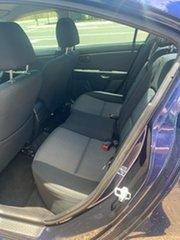 2008 Mazda 3 BK MY06 Upgrade Neo Blue 5 Speed Manual Sedan