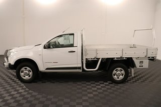 2015 Holden Colorado RG MY15 DX White 6 speed Manual Cab Chassis