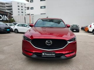 2019 Mazda CX-5 Akera Red Sports Automatic Wagon