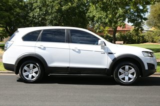 2013 Holden Captiva CG MY13 7 AWD CX White 6 Speed Sports Automatic Wagon