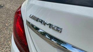 2020 Mercedes-Benz C-Class W205 801MY C63 AMG SPEEDSHIFT MCT S Designo Diamond White Bright 9 Speed