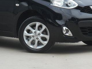 2015 Nissan Micra K13 Series 4 MY15 TI 4 Speed Automatic Hatchback.