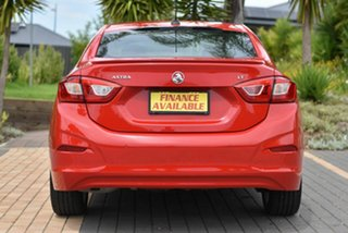 2017 Holden Astra BL MY17 LT Red 6 Speed Sports Automatic Sedan