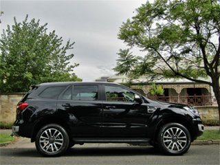 2020 Ford Everest UA II 2020.75MY Trend Shadow Black 6 Speed Sports Automatic SUV.