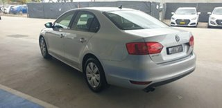 2014 Volkswagen Jetta 1B MY14 118TSI DSG Silver 7 Speed Sports Automatic Dual Clutch Sedan
