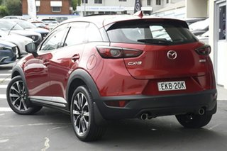 2019 Mazda CX-3 DK2W7A Akari SKYACTIV-Drive FWD Soul Red 6 Speed Sports Automatic Wagon