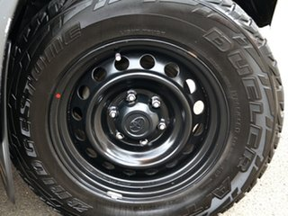 2010 Toyota Hilux KUN26R MY10 SR Grey 5 Speed Manual Cab Chassis
