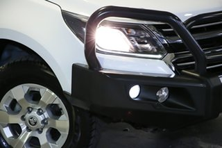 2016 Holden Colorado RG MY16 LT Crew Cab White 6 Speed Sports Automatic Utility.