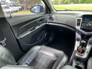 2012 Holden Cruze JH Series II MY12 CDX Blue 5 Speed Manual Hatchback