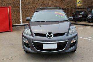 2009 Mazda CX-7 ER Luxury (4x4) Grey 6 Speed Auto Activematic Wagon.