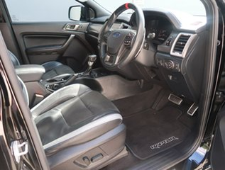2020 Ford Ranger PX MkIII 2021.25MY Raptor Black 10 Speed Sports Automatic Double Cab Pick Up