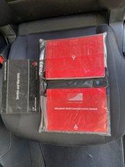2011 Mitsubishi Pajero NT MY11 RX Gun Metal 5 Speed Sports Automatic Wagon