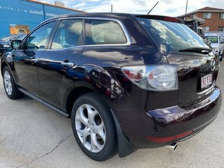 2010 Mazda CX-7 ER1032 Luxury Activematic Sports Plum 6 Speed Sports Automatic Wagon