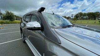 2018 Mitsubishi Pajero Sport QE MY19 GLX Silver 8 Speed Sports Automatic Wagon