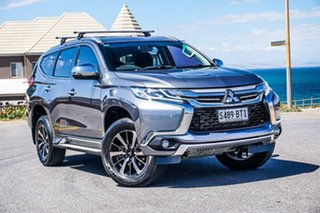 2017 Mitsubishi Pajero Sport QE MY17 GLX Silver 8 Speed Sports Automatic Wagon.