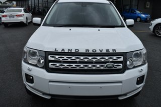 2011 Land Rover Freelander 2 LF MY11 Si6 SE White 6 Speed Sports Automatic Wagon