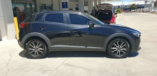 2017 Mazda CX-3 DK2W7A sTouring SKYACTIV-Drive Black 6 Speed Sports Automatic Wagon.