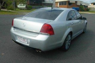 2015 Holden Caprice WN MY15 V Silver 6 Speed Sports Automatic Sedan.