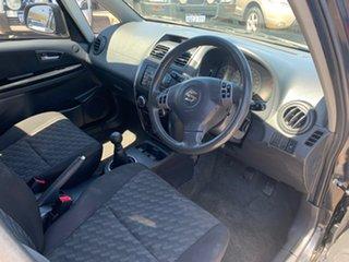 2008 Suzuki SX4 GY Black 5 Speed Manual Hatchback
