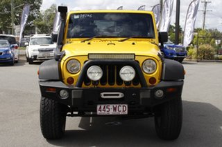 2009 Jeep Wrangler JK MY2009 Sport Solar Yellow/ 6 Speed Manual Softtop