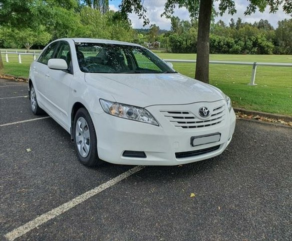 Used Toyota Camry ACV40R Altise Armidale, 2008 Toyota Camry ACV40R Altise White 5 Speed Automatic Sedan