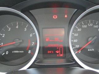 2012 Mitsubishi Lancer PLAT ED White Manual Sedan