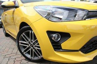 2020 Kia Rio YB MY21 Sport Grey 6 Speed Automatic Hatchback.