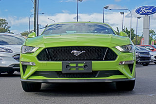 2020 Ford Mustang FN 2020MY GT Grabber Lime 6 Speed Manual Fastback.